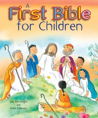 A First Bible for Children (Hardback)