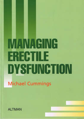 Managing Erectile Dysfunction (Paperback)