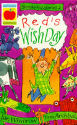 Red's Big Wish Day (Paperback)
