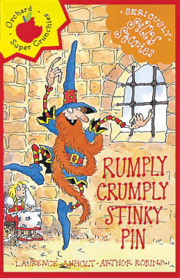 Rumply Krumply Stinky Pin - Orchard Readalones (Paperback)