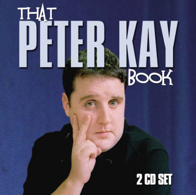 That Peter Kay Book (CD-Audio)