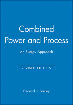 Combined Power and Process: An Energy Approach (Hardback)