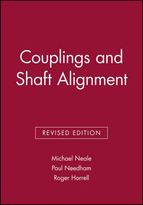Couplings and Shaft Alignment (Hardback)