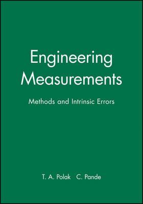 Engineering Measurements: Methods and Intrinsic Errors (Hardback)