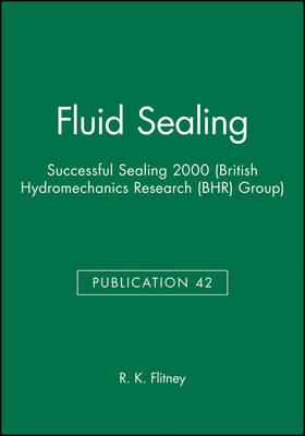 16th International Conference on Fluid Sealing - British Hydromechanics Research Group (Rep) 42 (Hardback)