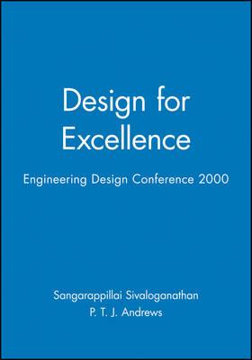 Engineering Design Conference 2000: Design for Excellence (Hardback)