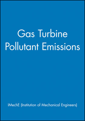 Gas Turbine Pollutant Emissions (Hardback)