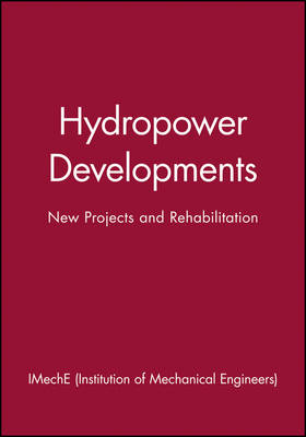 Hydropower Developments: New Projects and Rehabilitation (Hardback)