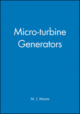 Micro-turbine Generators (Hardback)