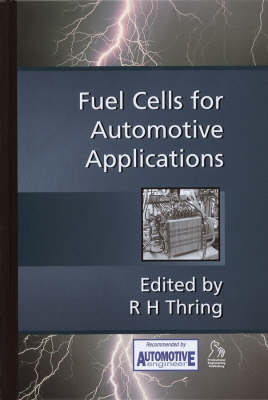 Fuel Cells for Automotive Applications - Automotive Engineer Recommended (PEP) (Hardback)