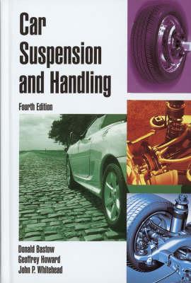 Car Suspension and Handling (Hardback)