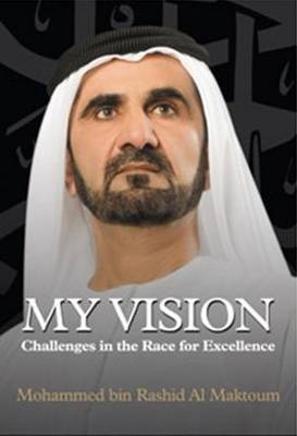 My Vision: Challenges in the Race for Excellence (Hardback)