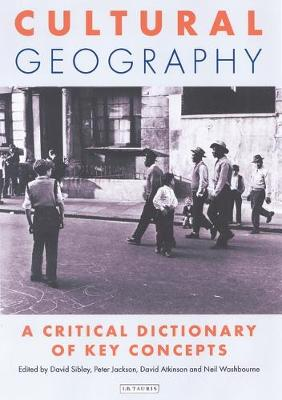 Cultural Geography: A Critical Dictionary of Key Ideas - International Library of Human Geography v. 3 (Paperback)