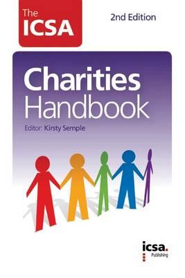The ICSA Charities Handbook (Paperback)