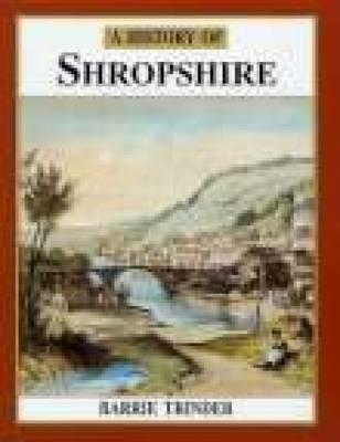 A History of Shropshire - Darwen County History (Paperback)