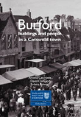 Burford: Buildings and People in a Cotswold Town (Paperback)