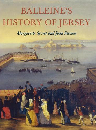 Balleine's History of Jersey (Paperback)