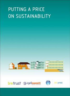 Putting a Price on Sustainability - FB 10 (Paperback)
