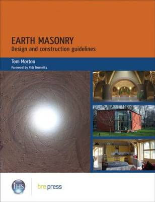 Earth Masonry: Design and Construction Guidelines (EP 80) (Paperback)