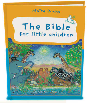 Bible for Little Children - CTS Children's Books (Hardback)