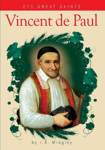 Vincent de Paul - Great Saints (Paperback)