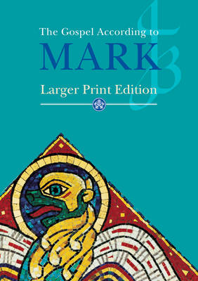 Larger Print Gospel of Mark - Scripture (Paperback)