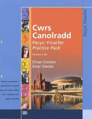 Cwrs Canolradd: Pecyn Ymarfer (De / South) (Paperback)