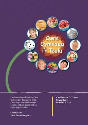 Cwrs Cymraeg i'r Teulu: Canllawiau i'r Tiwtor Blwyddyn 1 (Paperback)