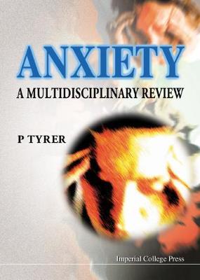 Anxiety: A Multidisciplinary Review (Hardback)