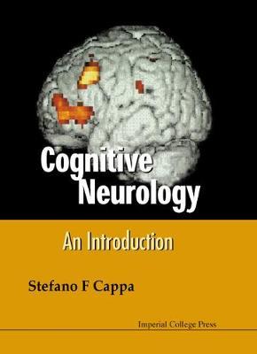 Cognitive Neurology: An Introduction (Hardback)