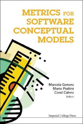 Metrics For Software Conceptual Models (Hardback)