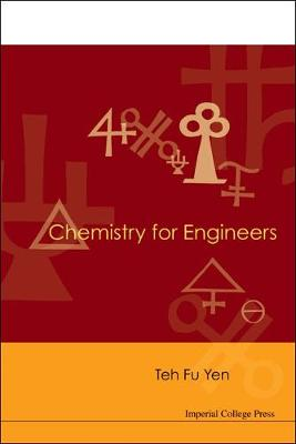 Chemistry For Engineers (Hardback)