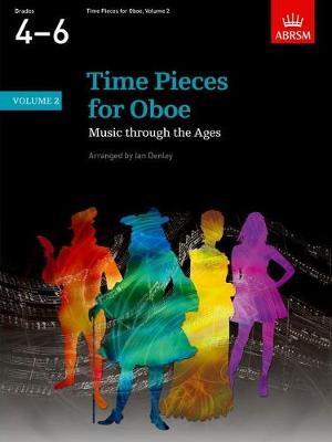 Time Pieces for Oboe, Volume 2: Music through the Ages in 2 Volumes - Time Pieces (ABRSM) (Sheet music)