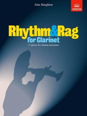 Rhythm & Rag for B flat Clarinet (Sheet music)