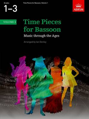 Time Pieces for Bassoon, Volume 1: Music through the Ages in Two Volumes - Time Pieces (ABRSM) (Sheet music)