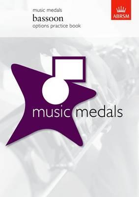Music Medals Bassoon Options Practice Book - ABRSM Music Medals (Sheet music)