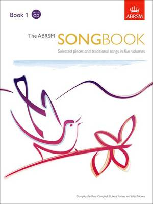 The ABRSM Songbook, Book 1: Selected pieces and traditional songs in five volumes - ABRSM Songbooks (ABRSM) (Sheet music)