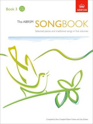 The ABRSM Songbook, Book 3: Selected pieces and traditional songs in five volumes - ABRSM Songbooks (ABRSM) (Sheet music)