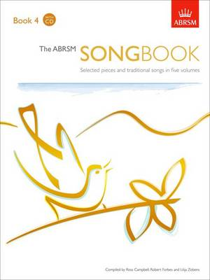 The ABRSM Songbook, Book 4: Selected pieces and traditional songs in five volumes - ABRSM Songbooks (ABRSM) (Sheet music)