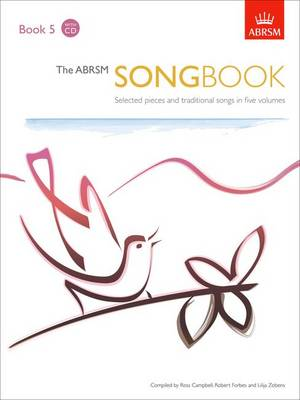 The ABRSM Songbook, Book 5: Selected pieces and traditional songs in five volumes - ABRSM Songbooks (ABRSM) (Sheet music)