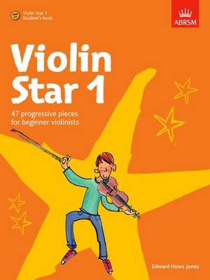 Violin Star 1, Student's book, with CD - Violin Star (ABRSM) (Sheet music)