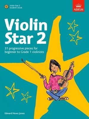 Violin Star 2, Student's book, with CD - Violin Star (ABRSM) (Sheet music)