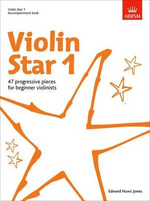 Violin Star 1, Accompaniment book - Violin Star (ABRSM) (Sheet music)