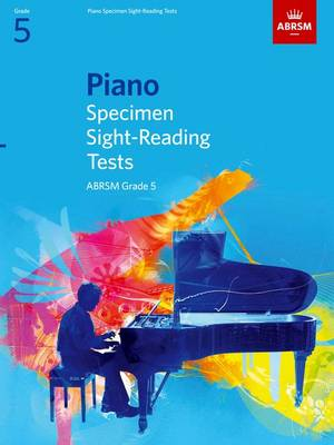 Piano Specimen Sight-Reading Tests, Grade 5 - ABRSM Sight-reading (Sheet music)