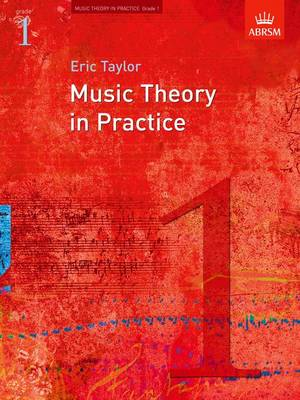 Music Theory in Practice, Grade 1 - Music Theory in Practice (ABRSM) (Sheet music)