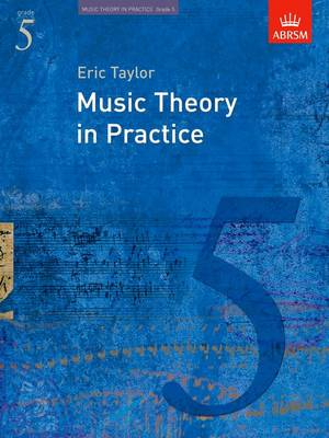 Music Theory in Practice, Grade 5 - Music Theory in Practice (ABRSM) (Sheet music)