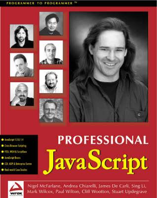 Professional JavaScript (Paperback)