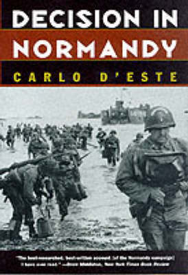 Decision in Normandy (Hardback)