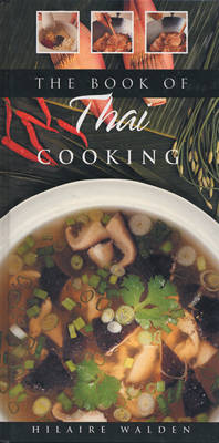Thai Cooking - The Book of? Cookery Series (Hardback)