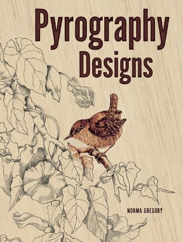 Pyrography Designs (Paperback)